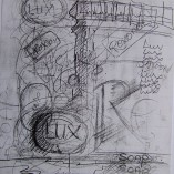 100 yr  pencil drawings